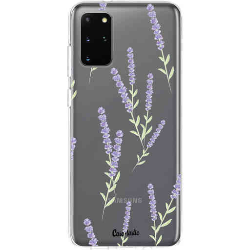 Casetastic Softcover Samsung Galaxy S20 Plus - Wonders of Lavender