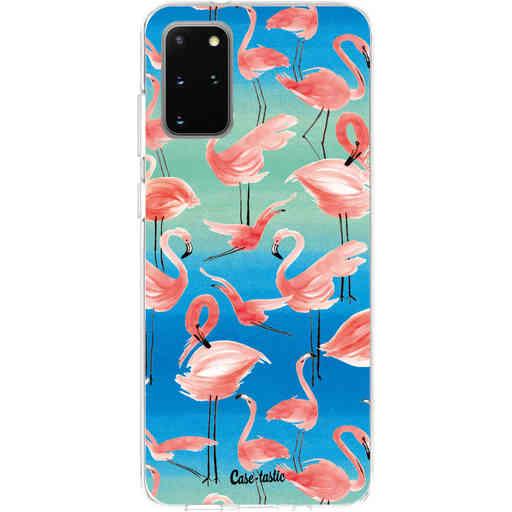 Casetastic Softcover Samsung Galaxy S20 Plus - Flamingo Vibe