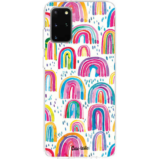 Casetastic Softcover Samsung Galaxy S20 Plus - Sweet Candy Rainbows
