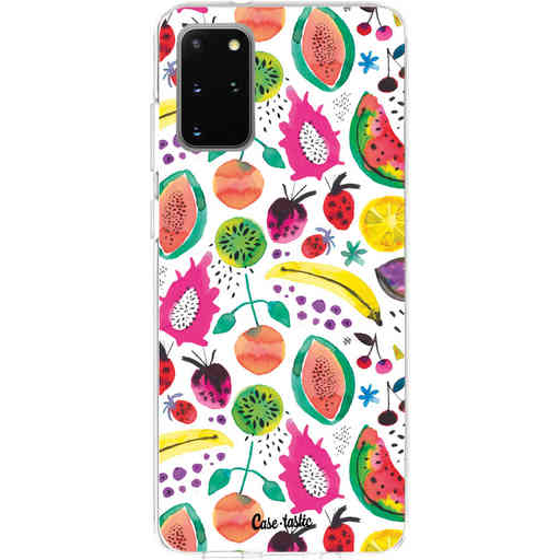 Casetastic Softcover Samsung Galaxy S20 Plus - Tropical Fruits