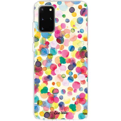 Casetastic Softcover Samsung Galaxy S20 Plus - Watercolor Confetti