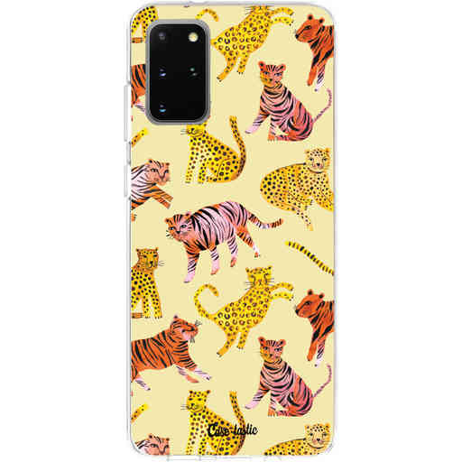 Casetastic Softcover Samsung Galaxy S20 Plus - Wild Cats