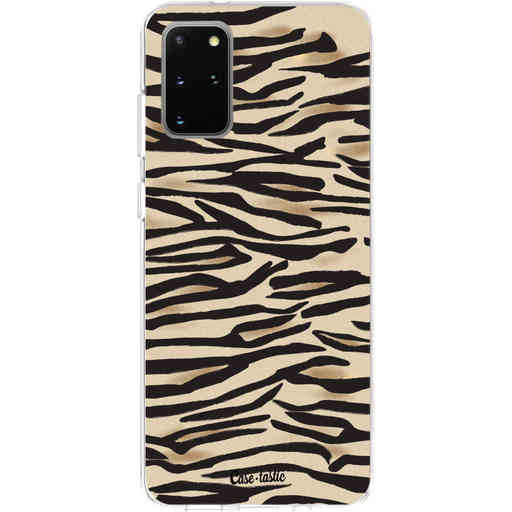 Casetastic Softcover Samsung Galaxy S20 Plus - Savannah Zebra