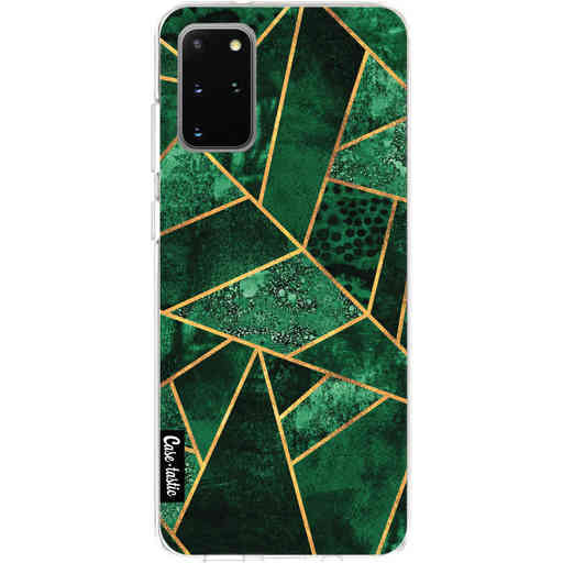 Casetastic Softcover Samsung Galaxy S20 Plus - Deep Emerald