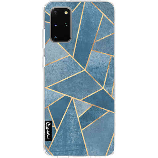 Casetastic Softcover Samsung Galaxy S20 Plus - Dusk Blue Stone