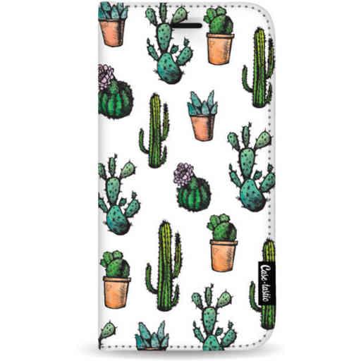 Casetastic Wallet Case White Samsung Galaxy S20 Plus - Cactus Dream