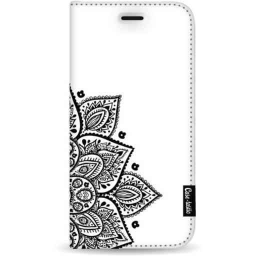 Casetastic Wallet Case White Samsung Galaxy S20 Plus - Floral Mandala