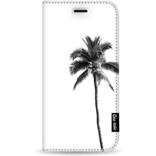 Casetastic Wallet Case White Samsung Galaxy S20 Plus - Palm Tree Transparent