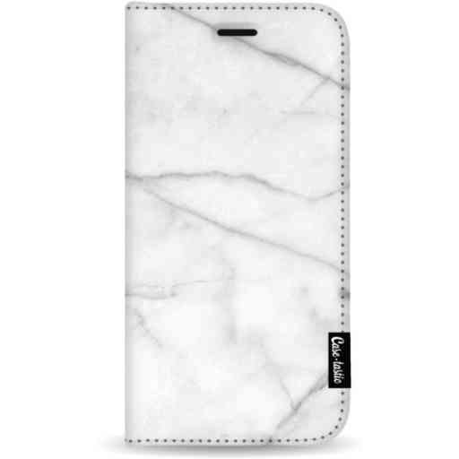 Casetastic Wallet Case White Samsung Galaxy S20 Plus - White Marble