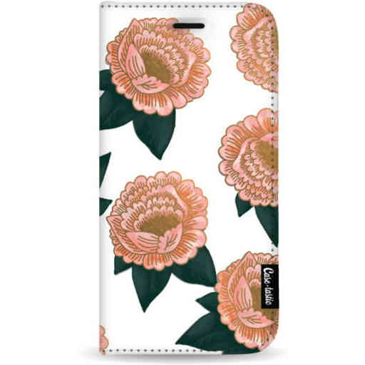Casetastic Wallet Case White Samsung Galaxy S20 Plus - Winterly Flowers