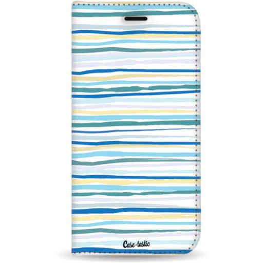 Casetastic Wallet Case White Samsung Galaxy S20 Plus - Stripe Vibe
