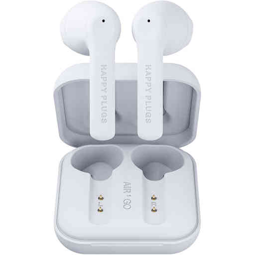 Happy Plugs Air 1 Go White