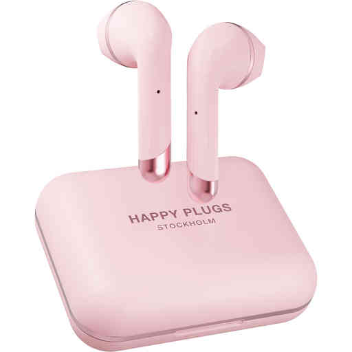Happy Plugs Air 1 Plus - Earbud Pink Gold