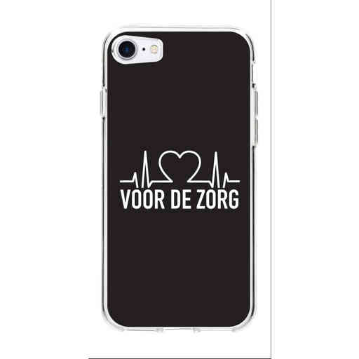 Casetastic Softcover Apple iPhone 7 / 8 - Hart voor de zorg