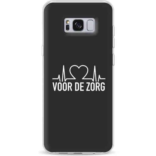 Casetastic Softcover Samsung Galaxy S8 Plus - Hart voor de zorg