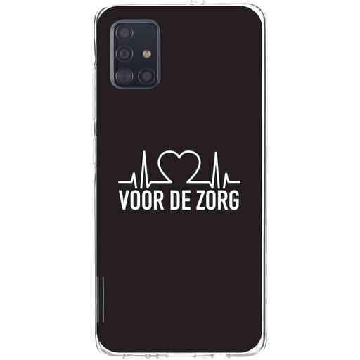 Casetastic Softcover Samsung Galaxy A51 (2020) - Hart voor de zorg