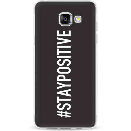 Casetastic Softcover Samsung Galaxy A5 (2016) - Stay Positive