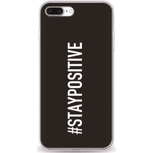 Casetastic Softcover Apple iPhone 7 Plus / 8 Plus - Stay Positive