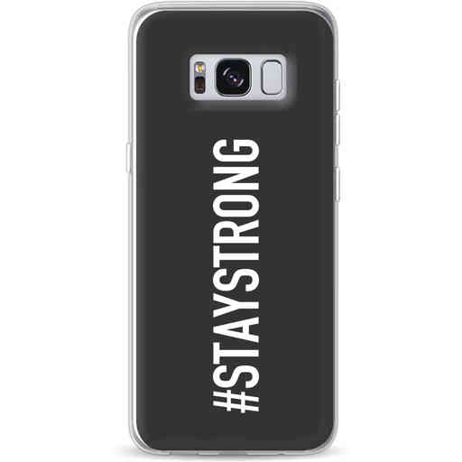 Casetastic Softcover Samsung Galaxy S8 - Stay Strong