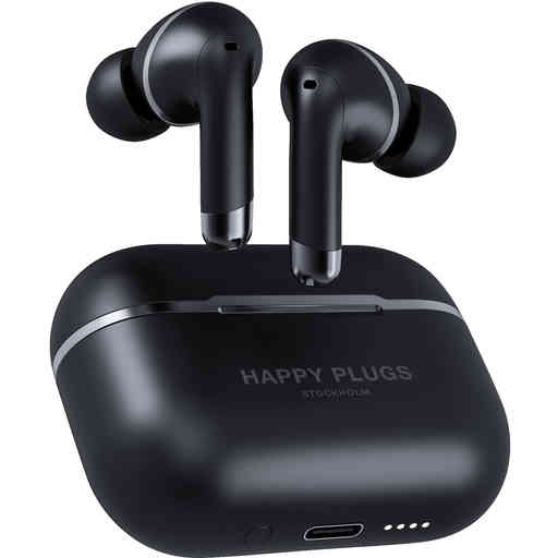 Happy Plugs Air 1 - ANC Black