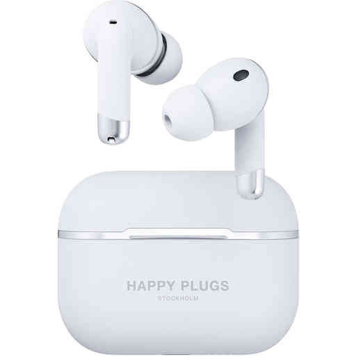 Happy Plugs Air 1 - ANC White