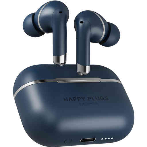 Happy Plugs Air 1 - ANC Blue