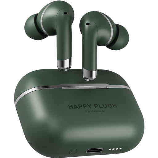 Happy Plugs Air 1 - ANC Green