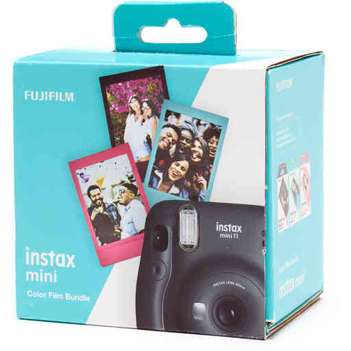 Fujifilm Instax Mini Film Color Bundle Pack 3x10