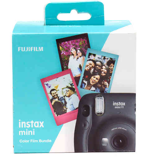 Fujifilm Instax Mini Film Color Bundle Pack 3x10