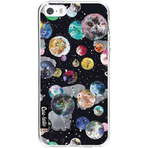 Casetastic Softcover Apple iPhone 5 / 5s / SE - Cosmic Black