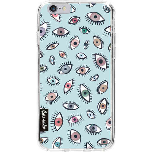 Casetastic Softcover Apple iPhone 6 / 6s - Eyes Blue
