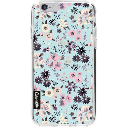 Casetastic Softcover Apple iPhone 6 / 6s - Flowers Pastel