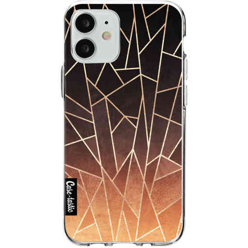 Casetastic Softcover Apple iPhone 12 Mini - Shattered Ombre