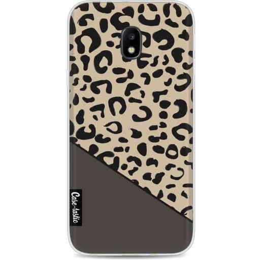 Casetastic Softcover Samsung Galaxy J3 (2017)  - Leopard Mix Green
