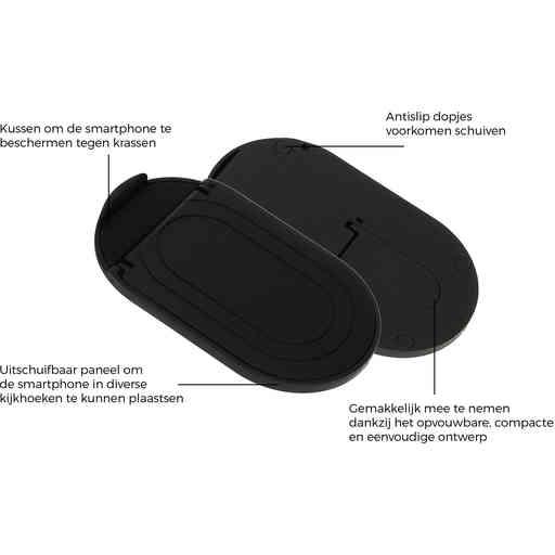 Casetastic Phone Stand Holder Black
