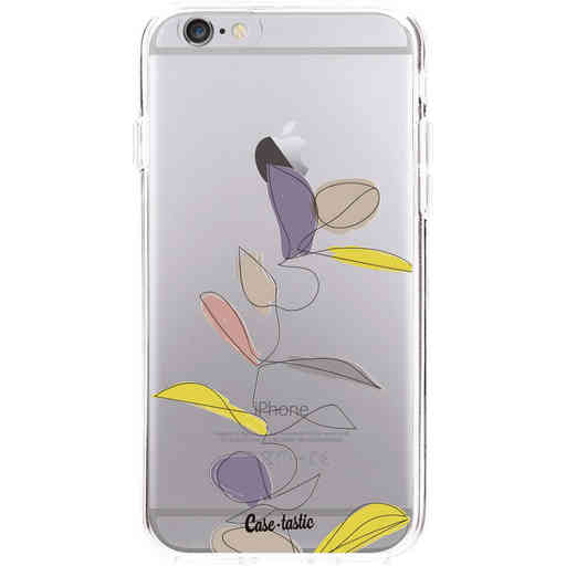 Casetastic Softcover Apple iPhone 6 / 6s - Winter Leaves