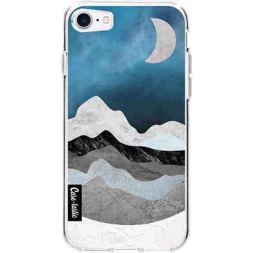 Casetastic Softcover Apple iPhone 7 / 8 / SE (2020) - Mountain Night