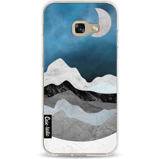 Casetastic Softcover Samsung Galaxy A3 (2017)  - Mountain Night