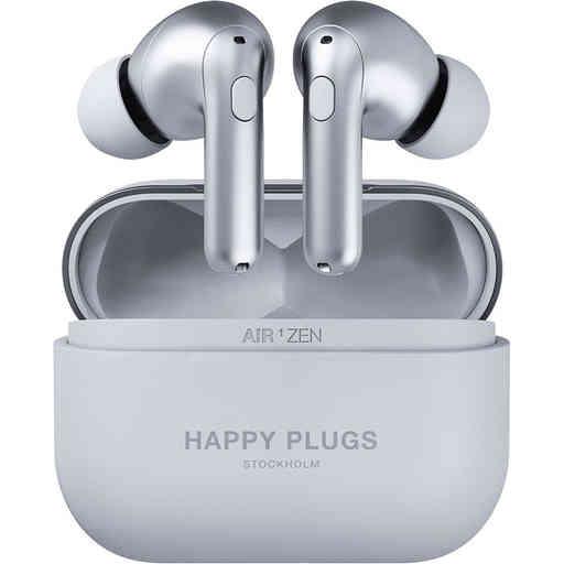 Happy Plugs Air 1 - Zen Silver