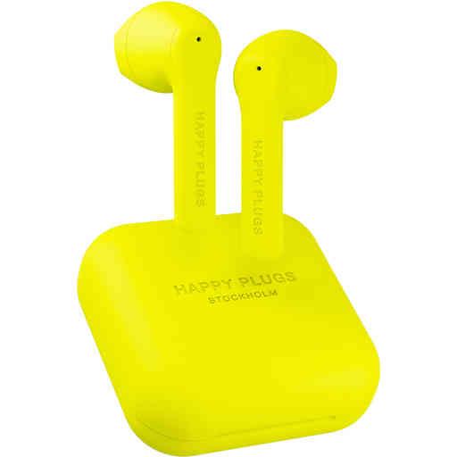 Happy Plugs Air 1 Go Yellow