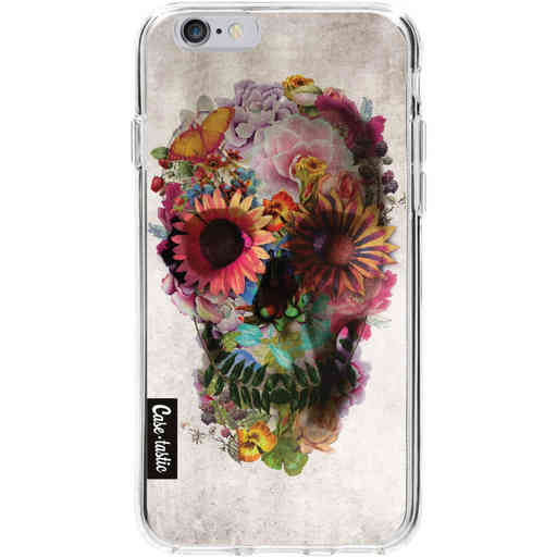 Casetastic Softcover Apple iPhone 6 / 6s - Skull 2