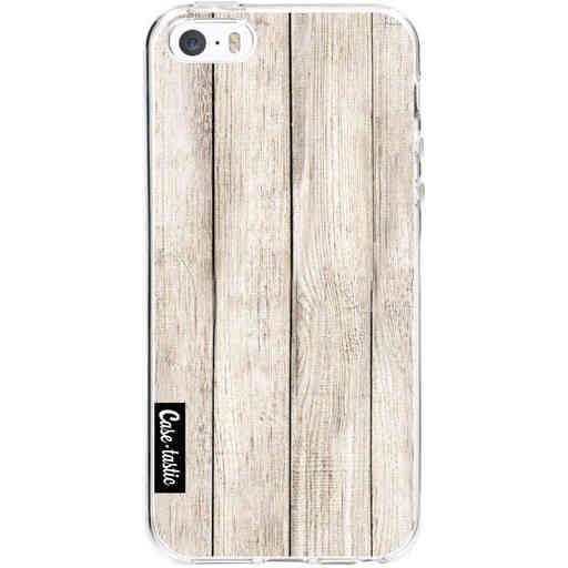 Casetastic Softcover Apple iPhone 5 / 5s / SE - Wood