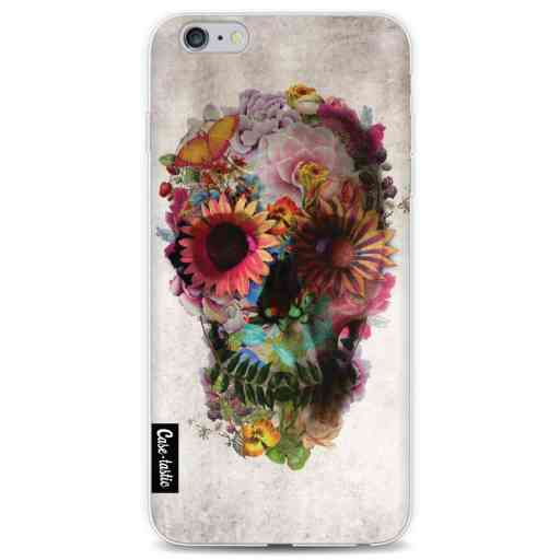 Casetastic Softcover Apple iPhone 6 Plus / 6s Plus - Skull 2