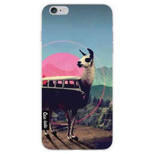 Casetastic Softcover Apple iPhone 6 Plus / 6s Plus - Llama