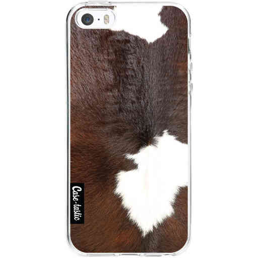 Casetastic Softcover Apple iPhone 5 / 5s / SE - Roan Cow