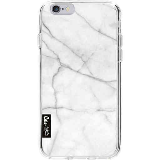 Casetastic Softcover Apple iPhone 6 / 6s - White Marble