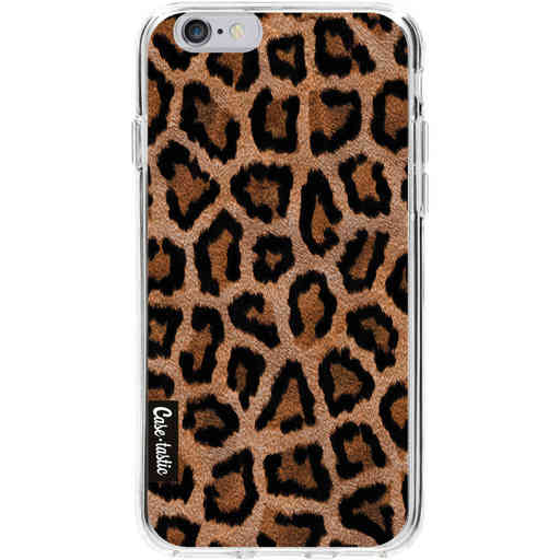 Casetastic Softcover Apple iPhone 6 / 6s - Leopard