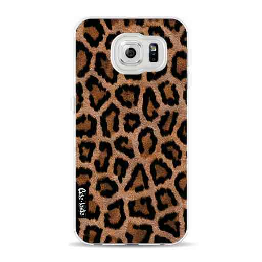 Casetastic Softcover Samsung Galaxy S6 - Leopard
