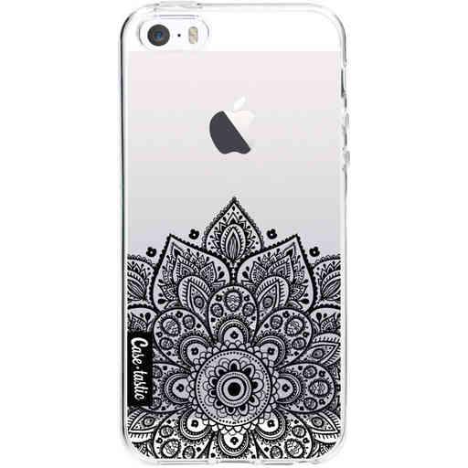 Casetastic Softcover Apple iPhone 5 / 5s / SE - Floral Mandala
