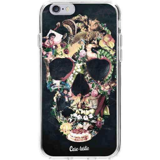Casetastic Softcover Apple iPhone 6 / 6s - Vintage Skull
